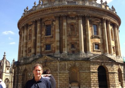 Oxford University, where C.S. Lewis and J.R.R. Tolkien met!