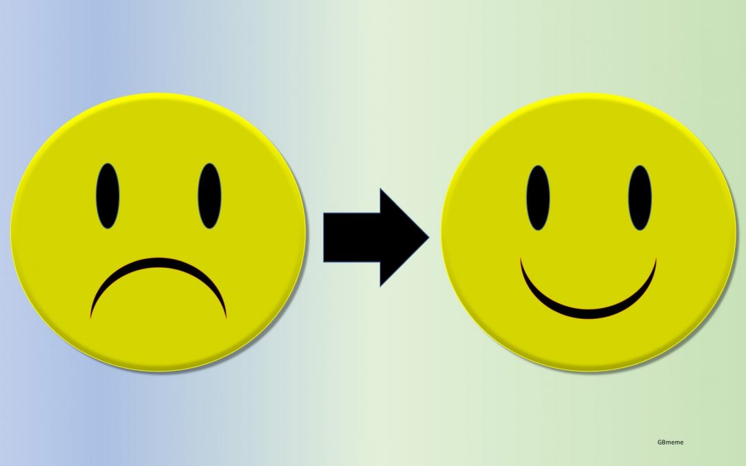 I'll be happy when…